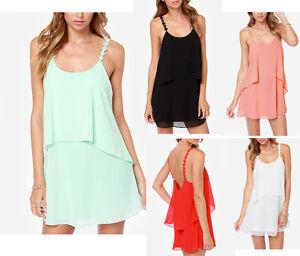 Vestito-Donna-Mini-5-Colori-Woman-Mini-Dress-5-Colors-Chiffon-110098