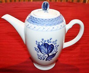Blue Denmark Coffee Cup
