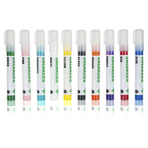 SneakersER Acryl Lederfarbe Farbstift Stift 2 mm Spitze viele Farben