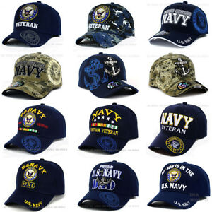c2cefa141f1 ... cheap image is loading u s navy hat military navy official licensed  baseball b49ca 6ce84