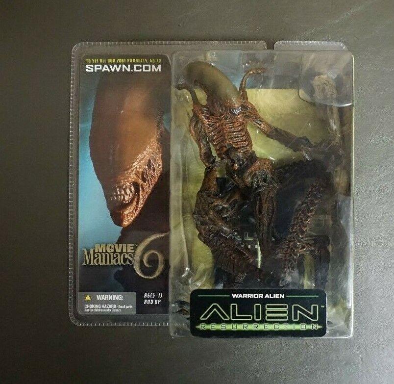 Alien Warrior MCFARLANE TOYS TOYS TOYS Movie Maniacs VI 6 MOC GV 8bd371
