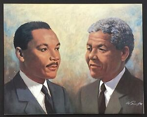 martin luther king and nelson mandela