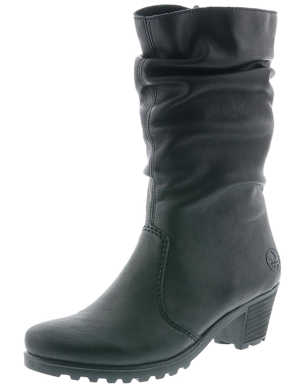 Rieker Warmfutter Stiefel Schuhe Damänner Y8094 01