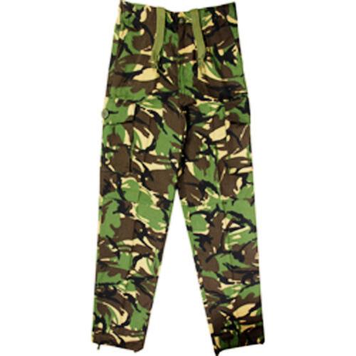 Soldat 95 Style Pantalon de combat S95 Enfants Garçon Fille Armée Britannique DPM Camo