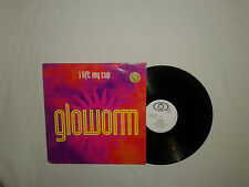 "Gloworm – I Lift My Cup - Disco Mix 12"" Vinile ITALIA 1992 Tech House"