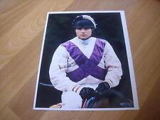 Adrian SMITH  Horse Racing NH JOCKEY 07/12/95  Original Hand SIGNED Press Photo