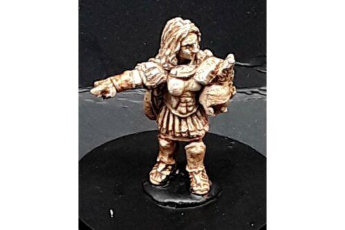 15mm Fantasy legian Pé Capitão Boneco #3 1