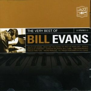 BILL EVANS - THE VERY BEST OF  CD NEU
