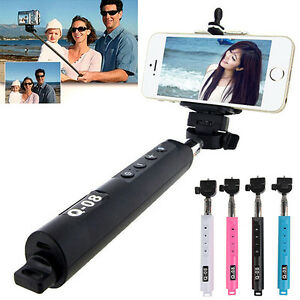 groovy bluetooth extendable handheld selfie stick monopod zoom for iphone son. Black Bedroom Furniture Sets. Home Design Ideas