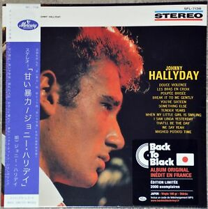 VINYLE-33-TOURS-JOHNNY-HALLYDAY-COLLECTOR-REEDITION-JAPONAISE-NEUF-SOUS-BLISTER