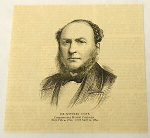 1884-magazine-engraving-SIR-MICHAEL-COSTA-Composer-and-Musical-Conductor