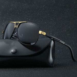 adf19b46a0 Polarizadas Hombre Conducir Protección de para para Gafas Lentes sol tIU4w