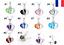 Collier-Coeur-Strass-Femme-Fille-Chaine-Pendentif-Cristal-Cadeau-Fete-des-Meres miniature 1
