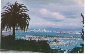 San-Diego-California-Unused-Vintage-Postcard-A111