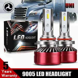 9005-LED-Headlight-Bulbs-Kit-For-International-Truck-Pro-Star-Prostar-2008-2016