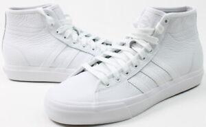 Adidas-Mens-Matchcourt-RX-Sneakers-White-White-7-5-New