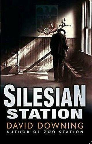 Schlesischer Station Taschenbuch David Downing