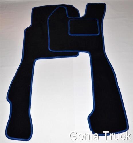 ~ ~ Exclusiva Tapetes Para Scania ~ R ~ en azul de acabado