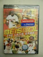 Major League Baseball Presents Beisbol: The Latin Game Dvd, Wholesale Lots Of 30