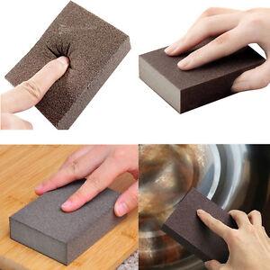 nano schwamm putzlappen reinigung topf rost flecken entfernen haushaltswaren ebay. Black Bedroom Furniture Sets. Home Design Ideas