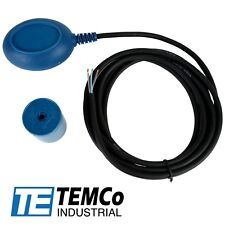 Temco Float Switch For Sump Pump Amp Water Level Nonc Control Function 13ft Cord