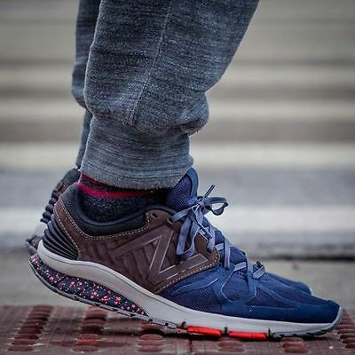 NEW* New Balance Vazee Rush Suede Mens Running Shoes Navy Blue ...