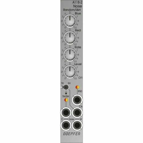 S/&H Module Doepfer A-118-2 Noise Random T/&H