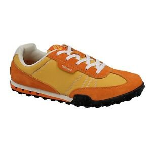 66fe64120d19f Details about Timberland EK Greeley Low Women's Athletic / Casual Light  Shoes Orange 5712A USA