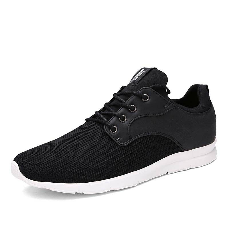Men's Running Breathable shoes Outdoor Casual Athletic Sport Sneakers Walking