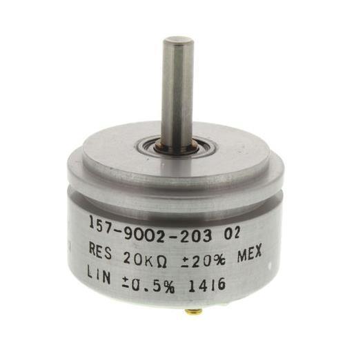 ± 20/% 1w ± 600ppm//° C 1 x Vishay 157s502mb9002 Potenziometro di precisione 3.17 mm 5kω