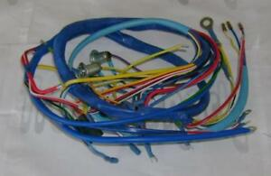 image is loading fordson-super-dexta-tractor-wiring-harness-loom