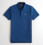Hollister-homme-a-manches-courtes-stretch-ratatine-Col-Slim-Fit-Polo-Logo miniature 6