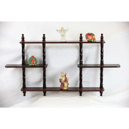 x 3.54 in. MegaHome Wall Shelves Display Home Office Decor Kids Room 17.7 in
