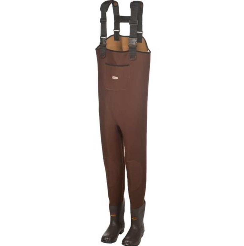 Magellan Sportswear Men's Neoprene Bootfoot Waders breathable outdoors fishing   100% authentic