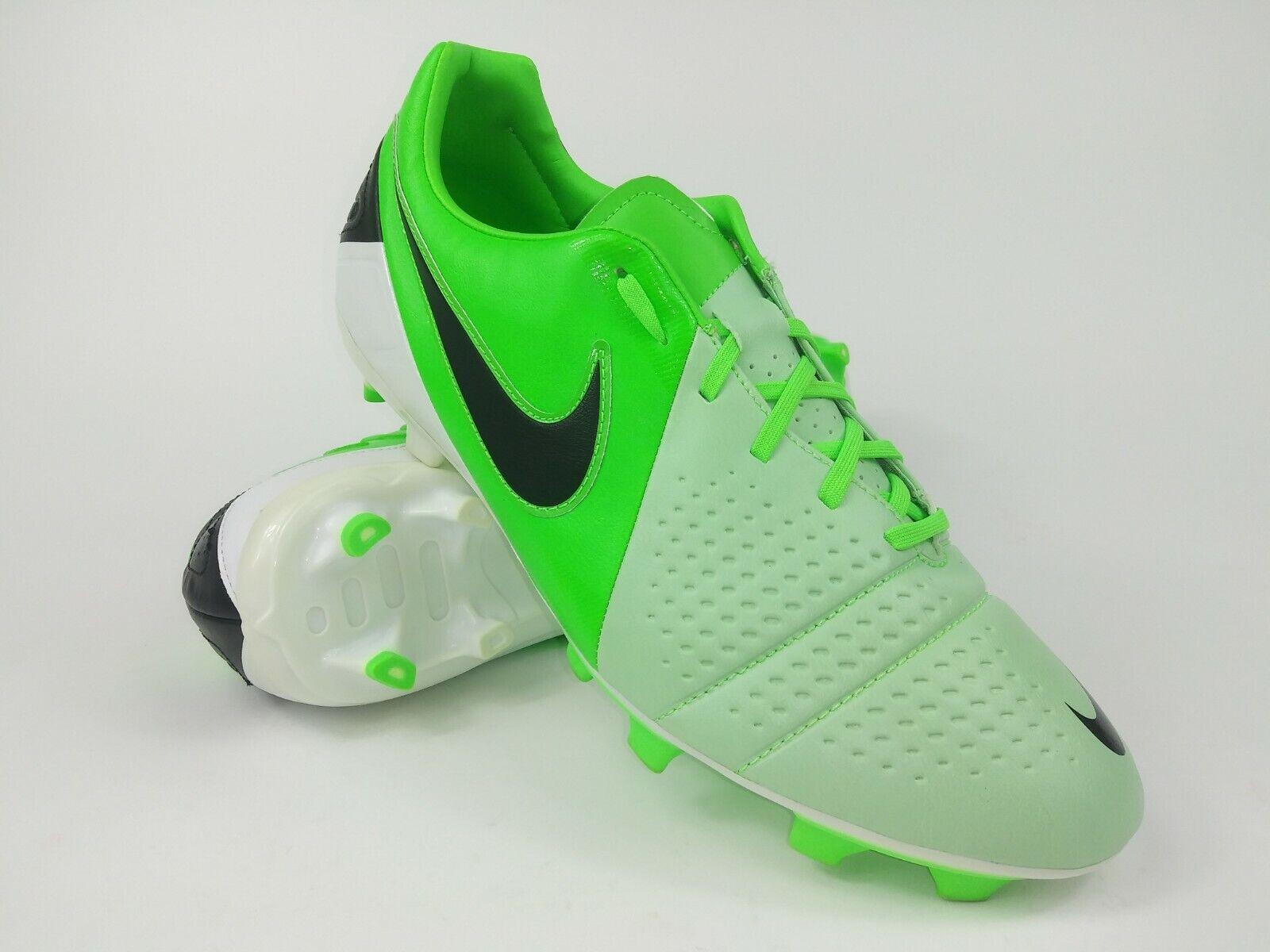 Nike Hombre Raro CTR360 libreto Lll Fg Color verde 525170-303 Botines De Fútbol Talla 11.5