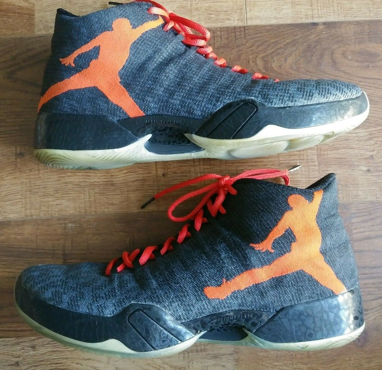 Nike Air Jordan 29 XX9 Team Orange Westbrook PE Size 10.5  (695515-005)
