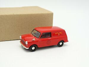 IXO Sb 1/43 - Austin Mini Morris Van Royal Mail