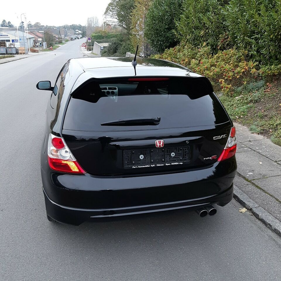 Honda Civic 2,0 Type-R Benzin modelår 2005 km 285000