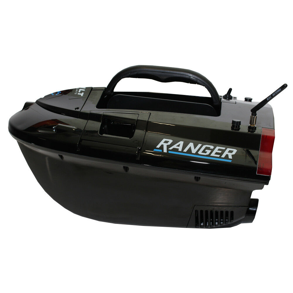 Cult Ranger Bait Boat With Lithium Batteries Batteries Batteries And Colour Fish Finder ea0a74