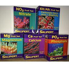 Salifert Test Set KH, Ca, Mag, PO4, No3 im günstigen Bundle