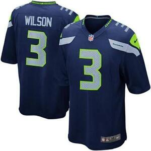 5e99a3285 New Toddler Nike Seattle Seahawks  3 Russell Wilson NFL On Field ...