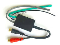 Art Line Level Converter : Line output converter car audio and video accessories