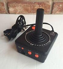 Atari Controler TV GAMES, 2001 Joystick Buttons RCA Plugs Game(s)