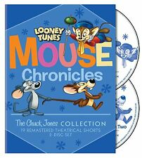Chuck Jones Collection: Looney Tunes Mouse Chronicle DVD (2-Disc Set)- Brand New