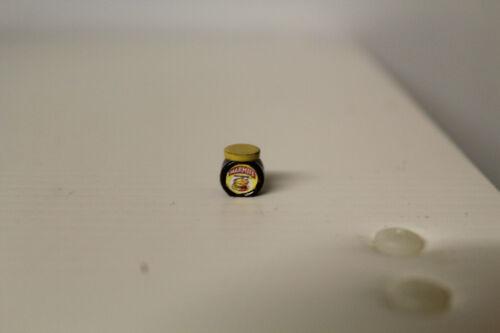 realizzato a mano in metallo BARATTOLO Marmite Dolls House