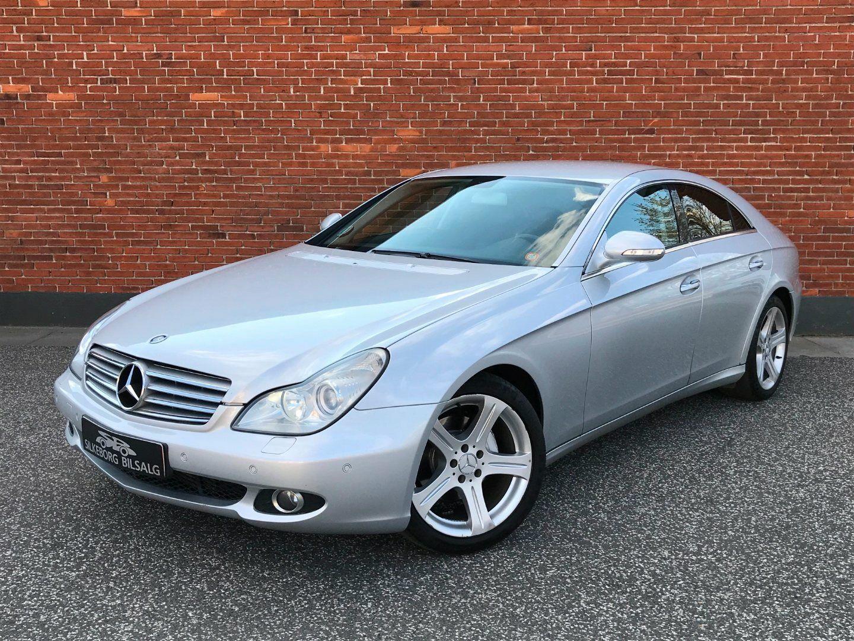 Mercedes CLS320 3,0 CDi aut. 4d