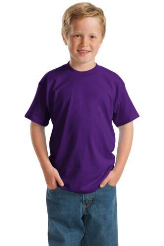 Hanes Unisex Kids Crewneck 5370 XS-XL