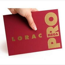 Authentic Cosmetic Makeup New Mega LORAC PRO 32 Colors Eye Shadow Palette Blush