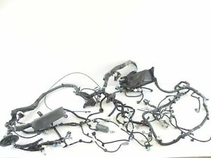 2008 LEXUS IS250 IS350 ENGINE WIRE WIRING HARNESS RWD 82111-53702 OEM 150 #06 A