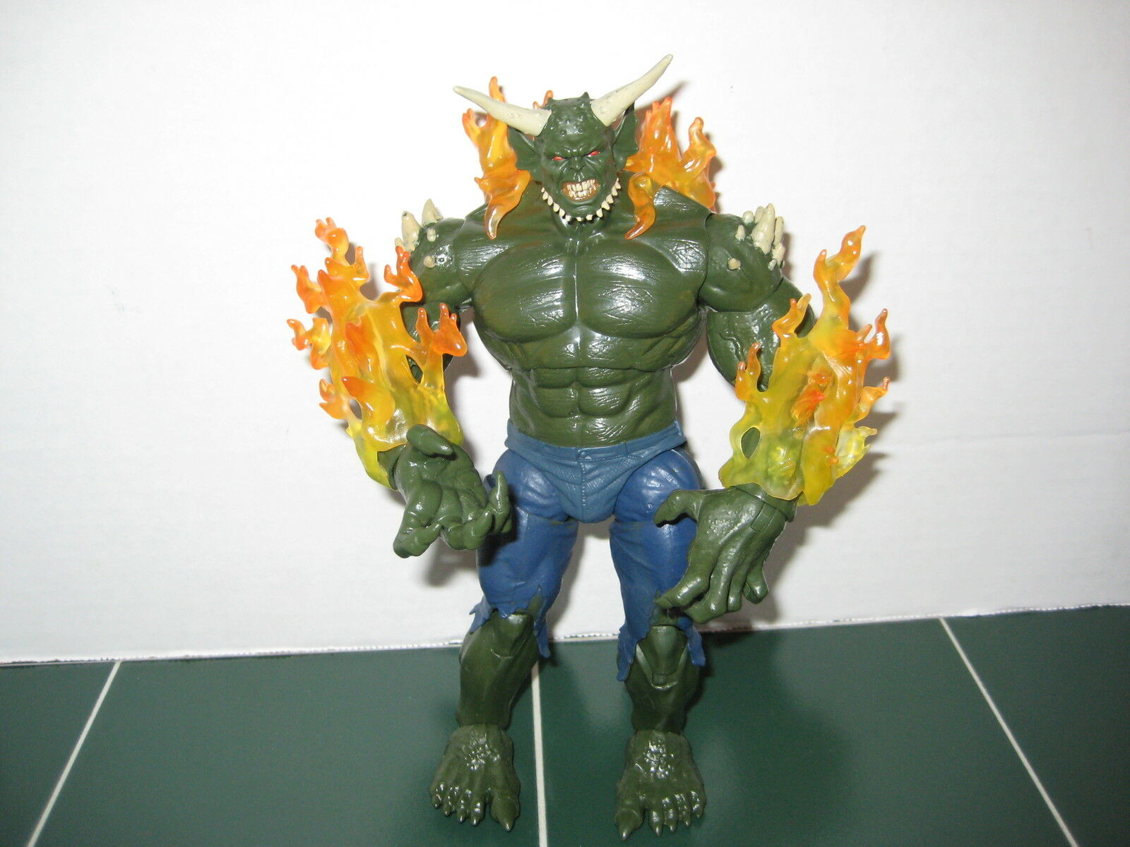 Marvel - legenden baf Grün goblin abbildung Grün goblin - serie  spider - man